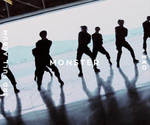 edit, exo, and monster image