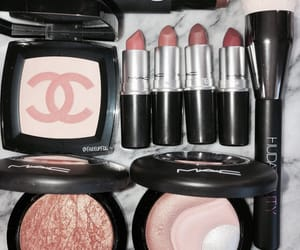 beauty, glam, and lipstick image