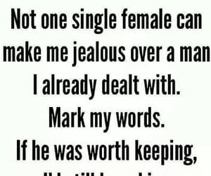 jealous, quotes, and female image