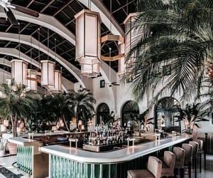 green, interior, and luxury image