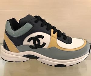 chanel and shoe image