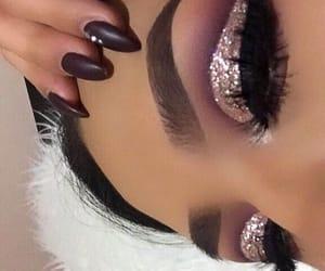 fashion, maquiagem, and maquiagens image
