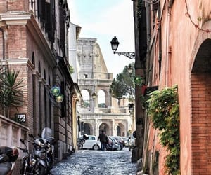 rome and city image