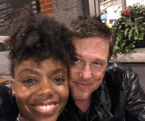riverdale, ashleigh murray, and lochly munro image