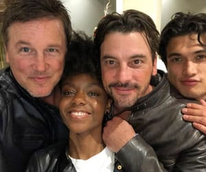 riverdale, charles melton, and ashleigh murray image