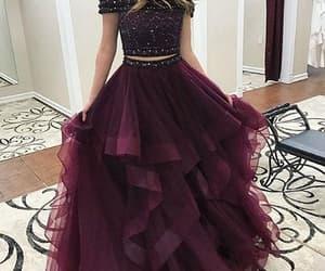 dress, girl, and inspiration image