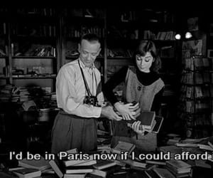 paris, audrey hepburn, and quotes image