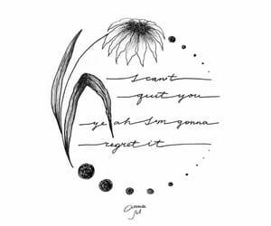 art, Lyrics, and quit image