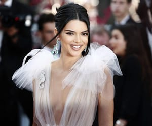 kendall jenner, cannes, and fashion image