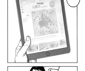 manga and ajin image