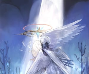 angel, granblue fantasy, and anime image