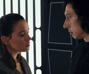 gif, star wars, and adam driver image