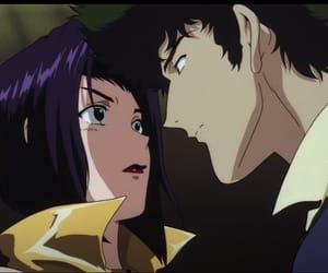 anime, Cowboy Bebop, and spike image