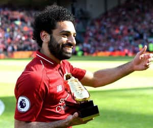 Liverpool, mohamed salah, and salah image