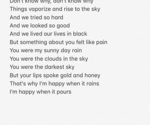 breakup, hurt, and Lyrics image