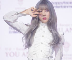 beauty, yoohyeon, and dreamcatcher image
