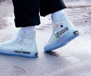 converse, fashion, and off-white image