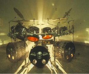 avenged sevenfold, drums, and nightmare image