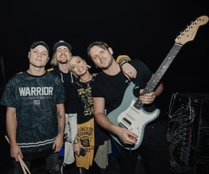 bands, tonight alive, and rock bands image