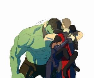 Marvel, thorki, and cute image