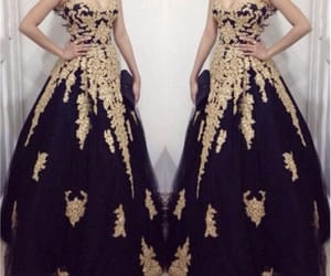 antique, ball gown, and glamorous image