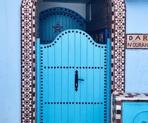 aesthetics, architecture, and blue image