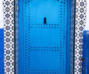 architecture, blue, and wanderlust image