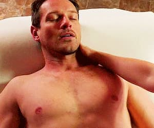body, orgasm, and shirtless image