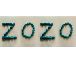 zozo, شموع, and خرز image