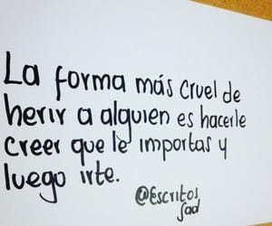frases, frases en español, and texto image