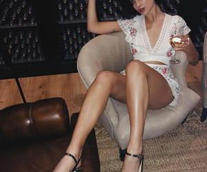 fashion, legs, and dua lipa image