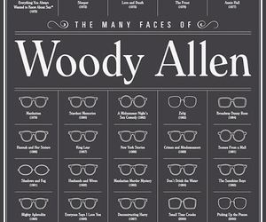 cool, filmography, and eyeglasses image