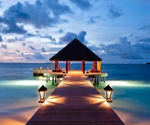beaches, ocean, and tropics image