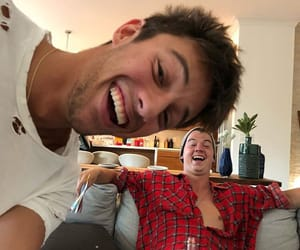 camerondallas and taylorcaniff image