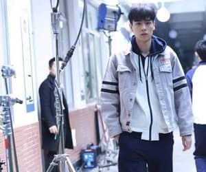 china, chinese model, and chinese boy image