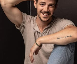 actor, boy, and grant gustin image