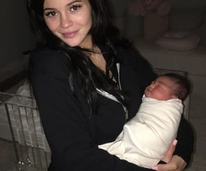 kylie jenner, jenner, and stormi image