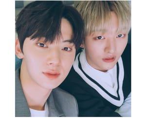 hwang minhyun, wanna one, and yoon jisung image