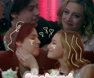 Betty, cute couples, and cole sprouse image