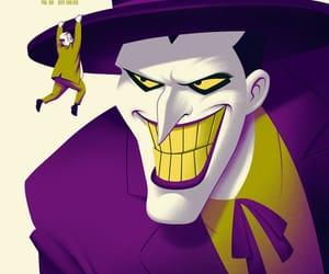 batman, Gotham, and joker image