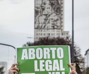 argentina, aborto, and feminismo image