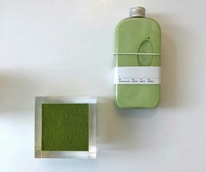 green, aesthetic, and matcha image