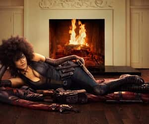 deadpool and domino image