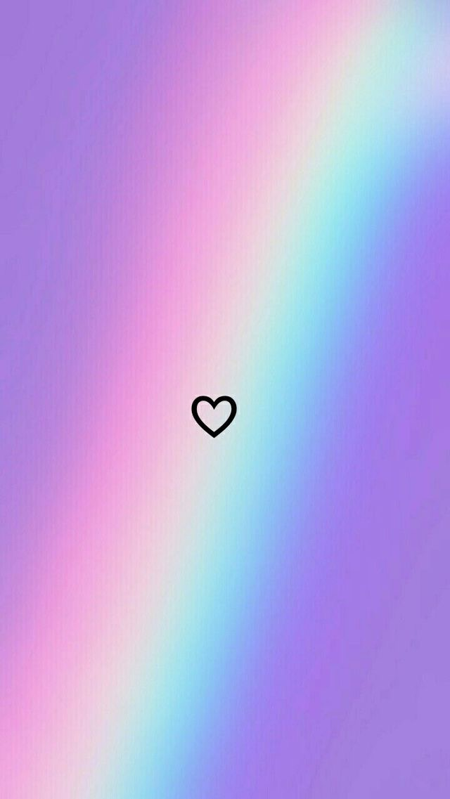Rainbow Discovered By L U I Z A On We Heart It