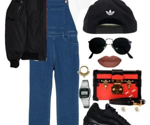 fashion, outfits, and street style image
