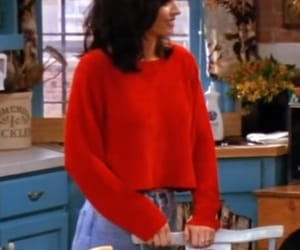 90s, courtney cox, and fashion image