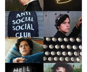 aesthetic, anti social, and jughead image