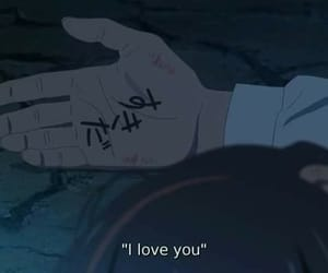 anime, heart, and love image