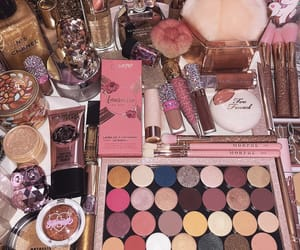 collections, eyeshadow, and glitter image