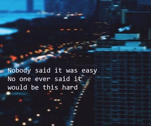 coldplay, lyric, and the scientist image